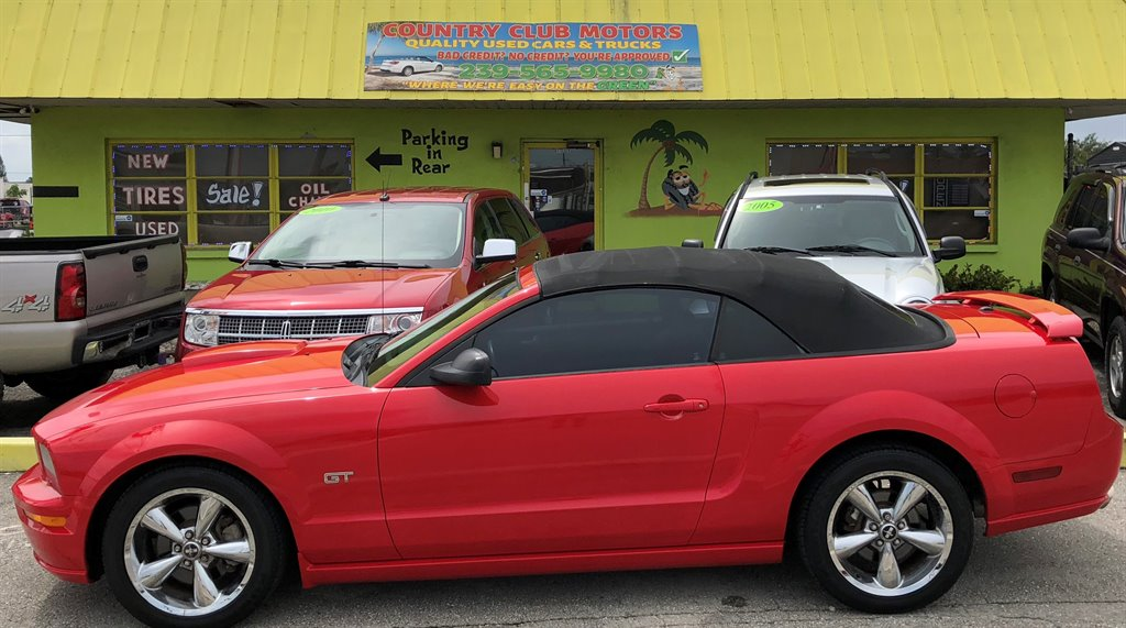 A   Ford Mustang Country Club Motors Used Cars For Sale Cape Coral Fl